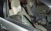 Hàng loạt ô tô bị đập kính, trộm tài sản trên đường