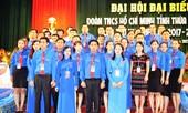 Anh Trần Gia Công tái đắc cử Bí thư Tỉnh Đoàn TT-Huế