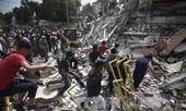 Bản tin 14H: Số người chết trong trận động đất kinh hoàng ở Mexico tăng lên 248