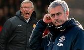 Mourinho sắp đạt kỷ lục bất bại của huyền thoại Alex Ferguson