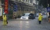 Áp thấp nhiệt đới đổ bộ đất liền, Hà Nội mưa lớn