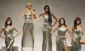 'Ngũ đại siêu mẫu' một thời tái xuất lộng lẫy ấn tượng