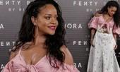 Rihanna ngày càng xinh đẹp với gu thời trang gợi cảm