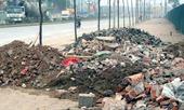 Hà Nội sẽ nghiền chất thải xây dựng để giảm ô nhiễm bụi