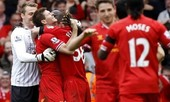 Gerrard hé lộ lý do bật khóc sau trận thắng Man City