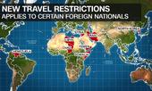 Mỹ áp lệnh hạn chế đi lại đối với Triều Tiên, Iran, Syria