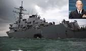 Tư lệnh Hạm đội Thái Bình Dương nghỉ hưu vì không thể thăng chức