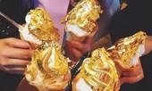 Món kem dát vàng sang chảnh nhất thế giới
