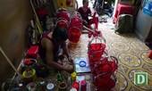 Làng lồng đèn 50 năm ở Sài Gòn tất bật vào mùa trung thu