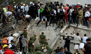 Trùng hợp kỳ lạ: Thảm kịch động đất Mexico lặp lại sau đúng 32 năm