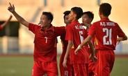 U16 Việt Nam dội 'mưa gôn' vào lưới Mông Cổ