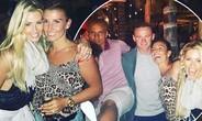 Rooney mất bạn thân sau scandal 'bay đêm' với gái lạ