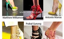 10 kiểu giầy hot nhất cho hè 2012