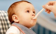 Giúp bé ăn ngon và khỏe mạnh