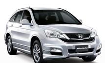 Ra mắt xe Honda CR-V phiên bản mới nhất