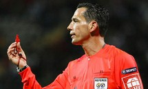 Trọng tài Bồ Đào Nha thổi trận chung kết Euro