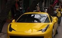 Ferrari 458 Italia thứ 3 là của hoàng tử Dubai?