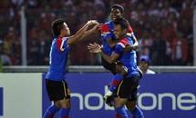 Malaysia thua vẫn vô địch