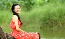 Nữ sinh Sư phạm dự thi Hoa hậu Việt Nam 2012