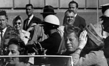 Giây phút trước khi John F. Kennedy bị ám sát