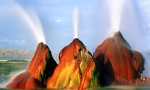 Khám phá những địa danh 'siêu thực' nhất thế giới
