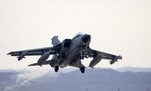 Chùm ảnh: Dàn máy bay chiến đấu 'khủng' tập trận