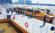 Trải nghiệm buýt sông Sài Gòn