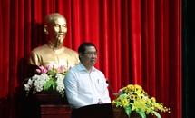 Chủ tịch Đà Nẵng nhắc cán bộ không xao nhãng công việc