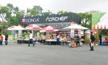 Hà Nội bội thực hội chợ sách