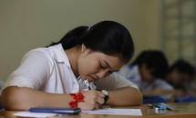 Bài giải các môn thi đại học khối B, C, D đợt hai