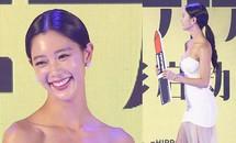 Ngọc nữ Hàn Quốc khoe vẻ nóng bỏng