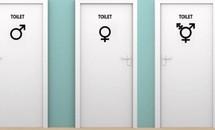 Trường học có nhà vệ sinh riêng cho học sinh đồng tính