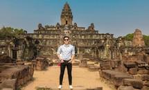 Nguyên Khang chia sẻ kinh nghiệm du lịch Campuchia với 250 đô