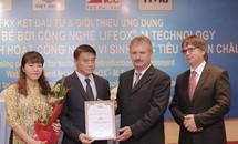 Công nghệ xử lý nước tiêu chuẩn Châu Âu đã tới Việt Nam