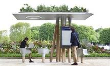 Những ý tưởng thiết kế công trình công cộng độc đáo trên thế giới