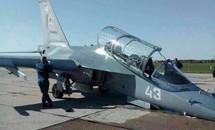 Máy bay quân sự Nga rơi khi đang huấn luyện