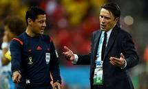 Thua đau Brazil, HLV Croatia mắng trọng tài xơi xơi