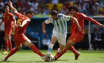 Argentina - Bỉ (1-0): Có Messi có chiến thắng