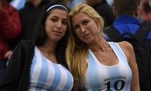 RADIO WORLD CUP tối 11/7: Argentina 'lấy thịt đè người'