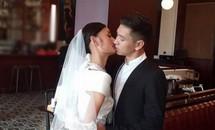Á quân Vietnam's Next Top Model lộ tin sắp kết hôn