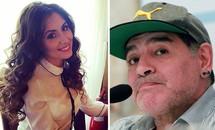 Huyền thoại Maradona bị tố sàm sỡ nữ phóng viên