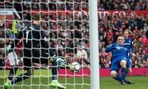 Rooney buốt lòng nhìn M.U vùi dập Everton
