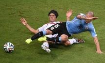 Uruguay 'chết nghẹn' trước mồi ngon Costa Rica