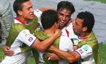 Costa Rica nhất bảng 'tử thần' bằng... 25 triệu bảng
