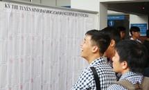 Thủ khoa Trường ĐH Công nghệ Giao thông Vận tải đạt 24 điểm