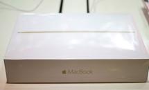 'Đập hộp' MacBook 12 Retina màu vàng tại Việt Nam