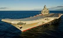 """Nga sắp """"đại tu"""" tàu sân bay duy nhất"""