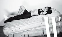 'Nữ hoàng gợi cảm' Lee Hyori giản dị bất ngờ khi để mặt mộc