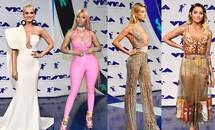 Dàn ca sĩ gợi cảm tỏa sáng trong lễ trao giải âm nhạc VMAs 2017