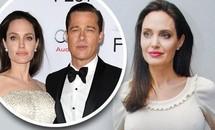 Angelina từng vô cùng đau khổ sau khi đệ đơn ly hôn Brad Pitt
